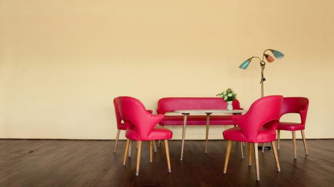 50er Jahre Möbel in modernem Design - Wohnen und Emotionen